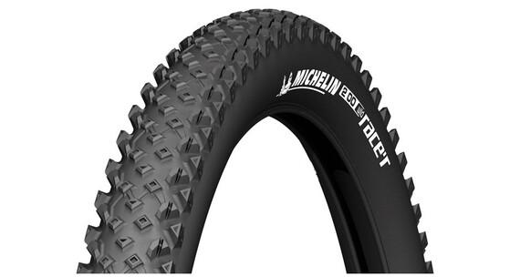 """Michelin Wild Race'R Advanced Opona 26 x 2.25"""" bezdętkowe składane czarny"""